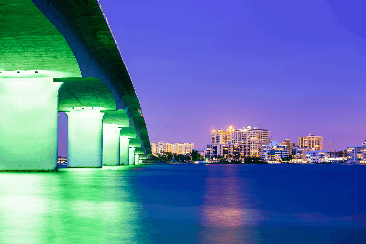 Sarasota Ringling bridge